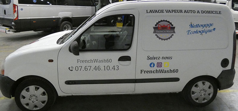 Véhicule French Wash